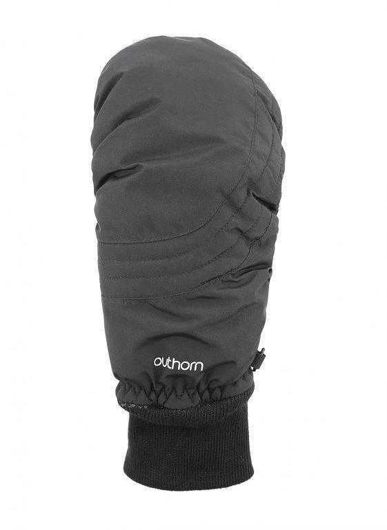 Damskie rękawice zimowe Outhorn czarne
