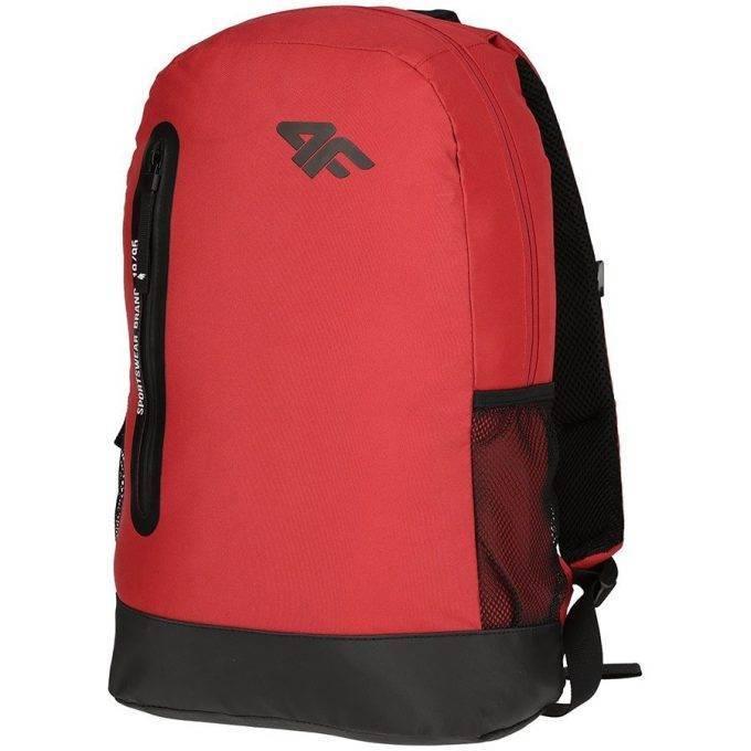Plecak 4F czerwony