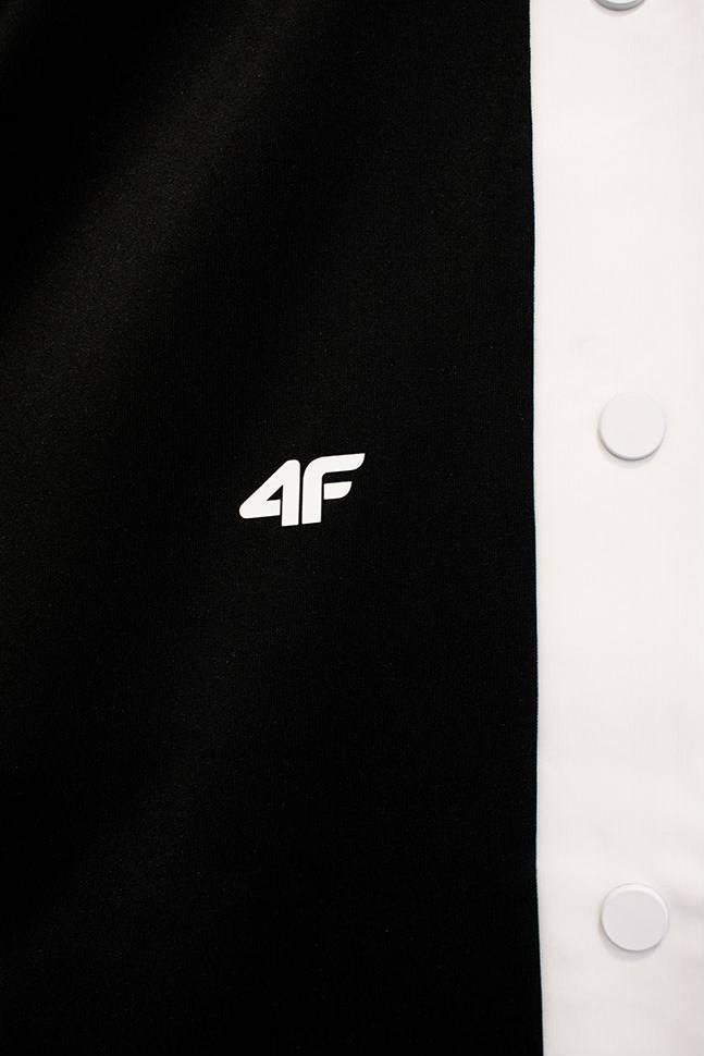 Damskie spodnie dresowe 4F czarne
