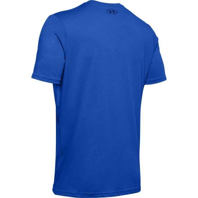 Męski T-Shirt Under Armour kobalt