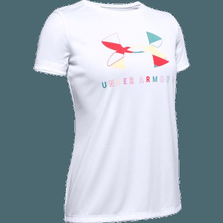 DziewczęcyT-Shirt Under Armour 1351636 102