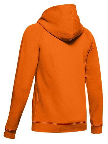 Chłopięca bluza Under Armour pomarańczowa