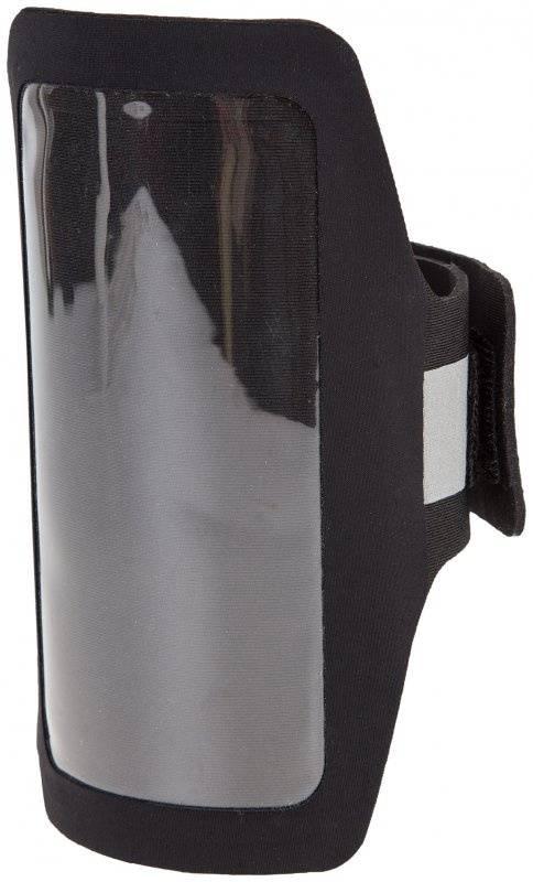Opaska na ramie na telefon 4F czarna