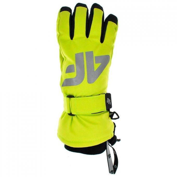 Chłopięce rękawice narciarskie 4F