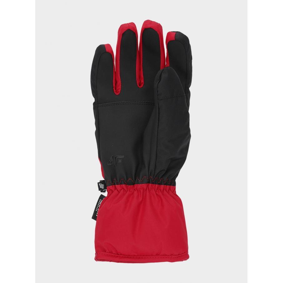 Męskie rękawice narciarskie 4F