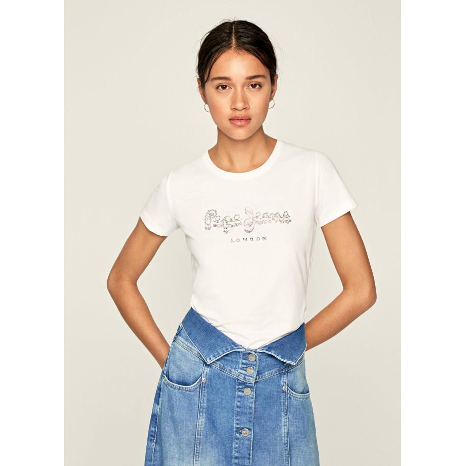 Damski T-shirt Pepe Jeans