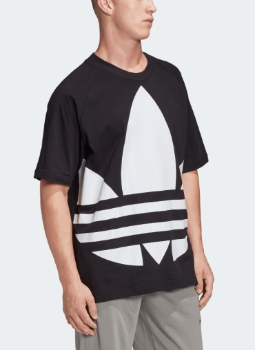 Męska koszulka Adidas czarna