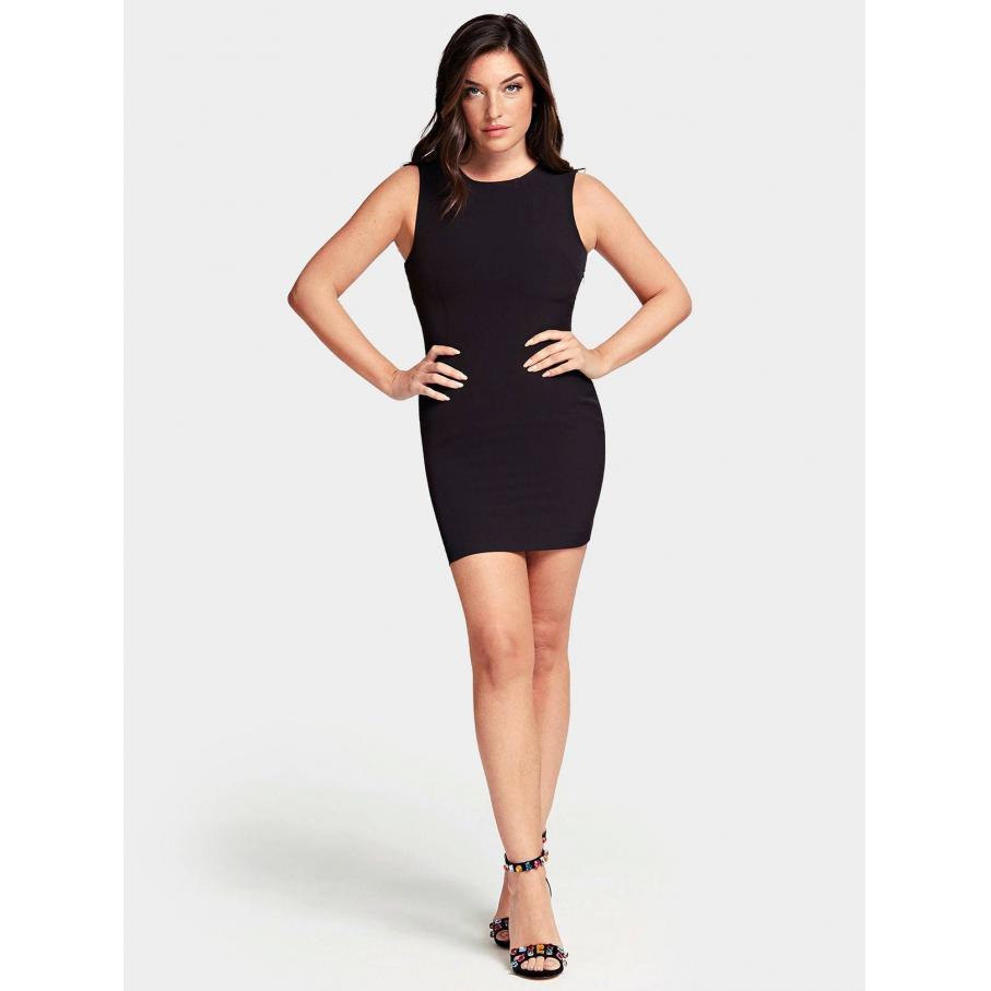 Damska Sukienka GUESS czarna