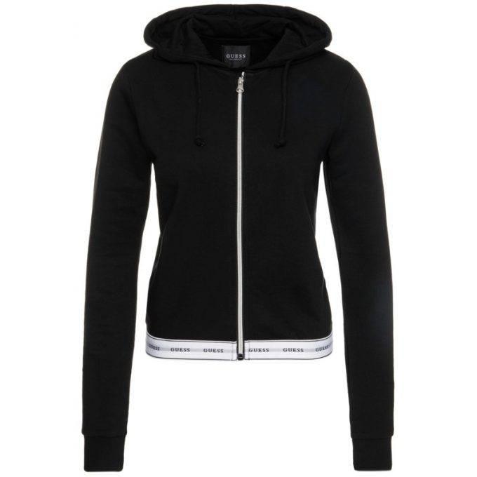 Damska bluza GUESS O94Q08FL025 – A996 czarna