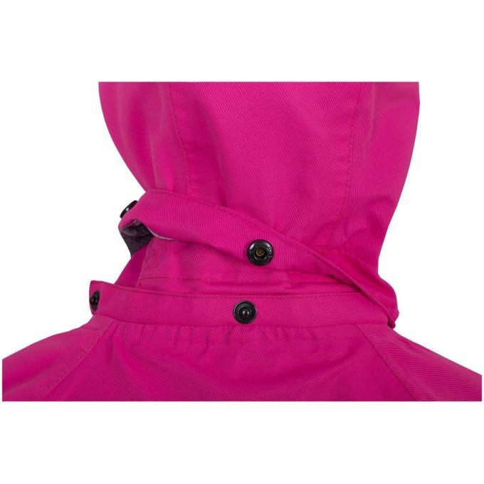 Miejska Kurtka dziewczęca 4F różowa
