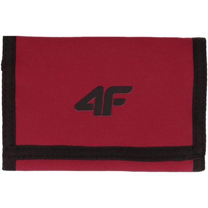 Portfel Męski 4F czerwony
