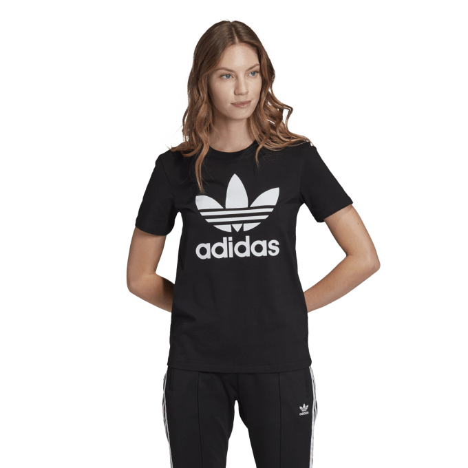 Damska Koszulka Adidas czarna