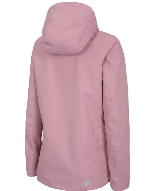 Damska Kurtka 4F  jasno różowa