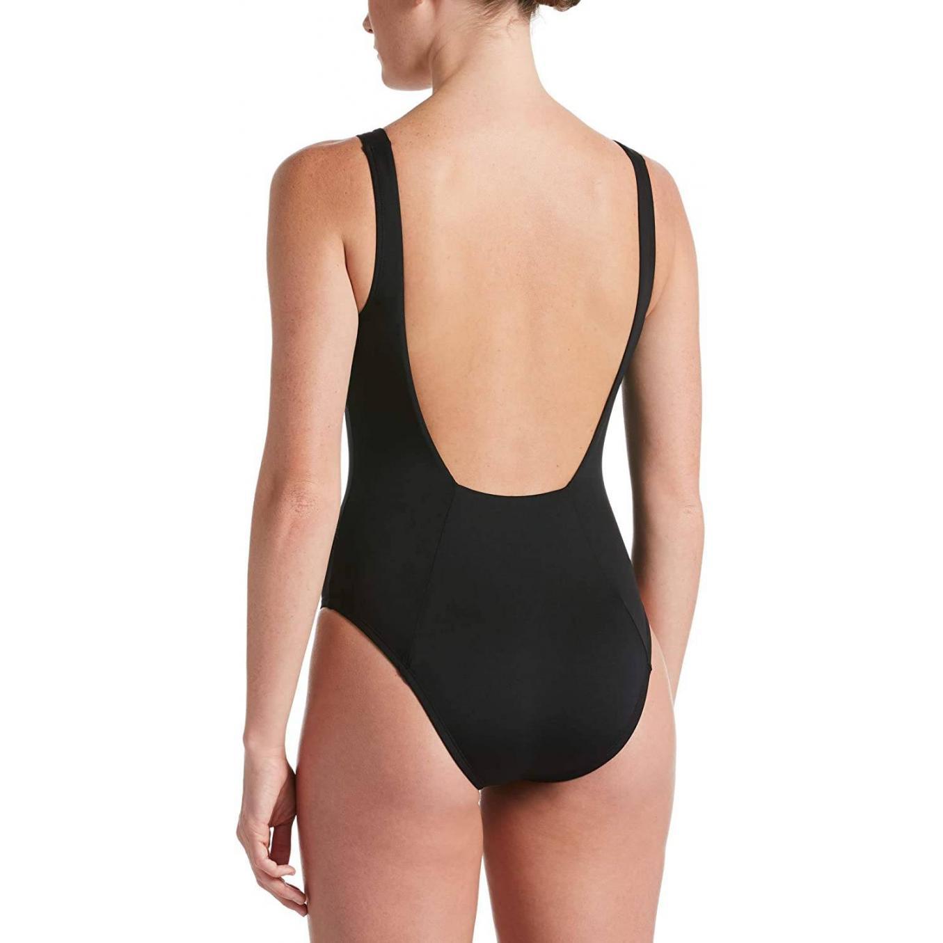 Damski strój kąpielowy jednoczęściowy Nike NESSA306-001