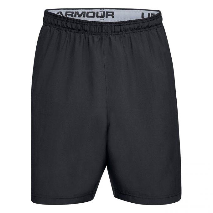 Męskie szorty Under Armour 1320203 001 czarne