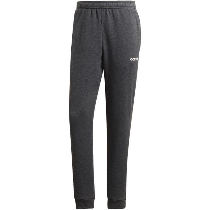 Męskie spodnie Adidas szare