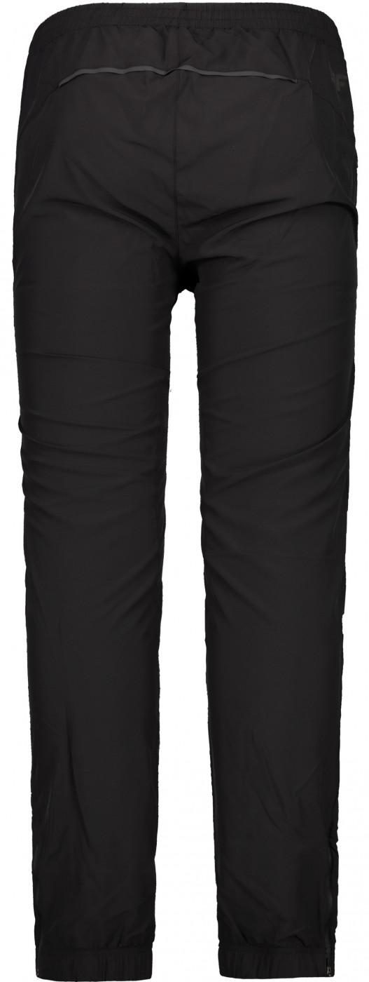 Męskie spodnie funkcyje  4F H4L19-SPMTR003 20S czarne