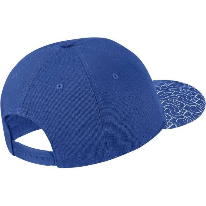 Czapka z daszkiem adidas AOP SC niebieska CF6814