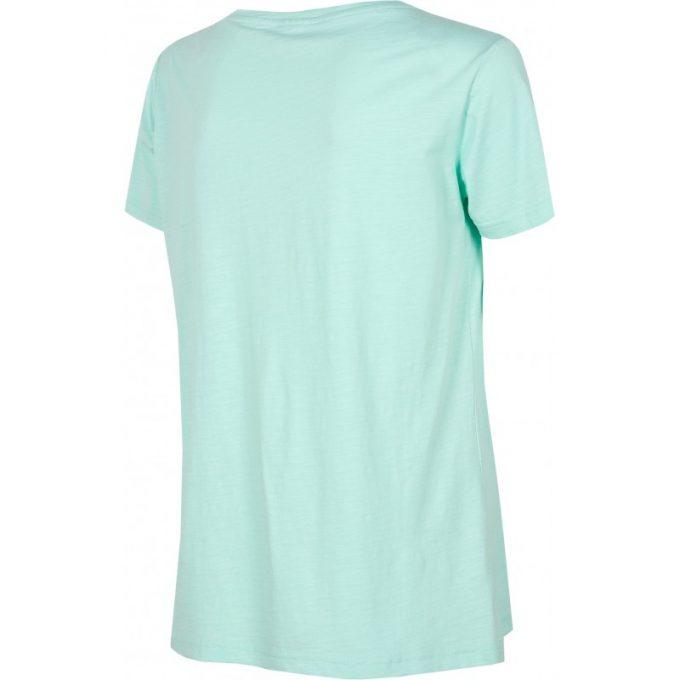 Damski t-shirt 4F NOSH4-TSD002 47S miętowy