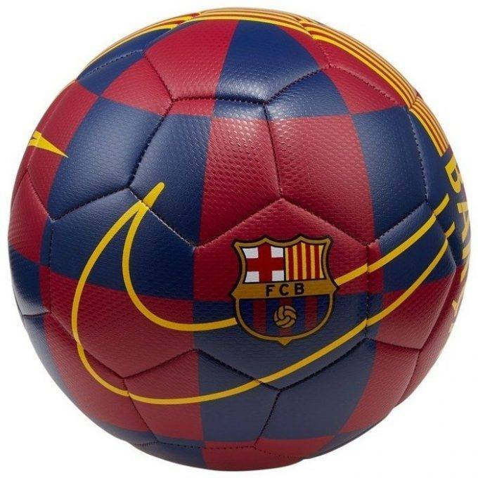 Piłka Nike FC Barcelona SC3669 455