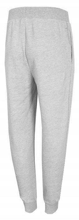 Damskie spodnie dresowe OUTHORN HOZ19-SPDD600 27M chłodny jasny szary