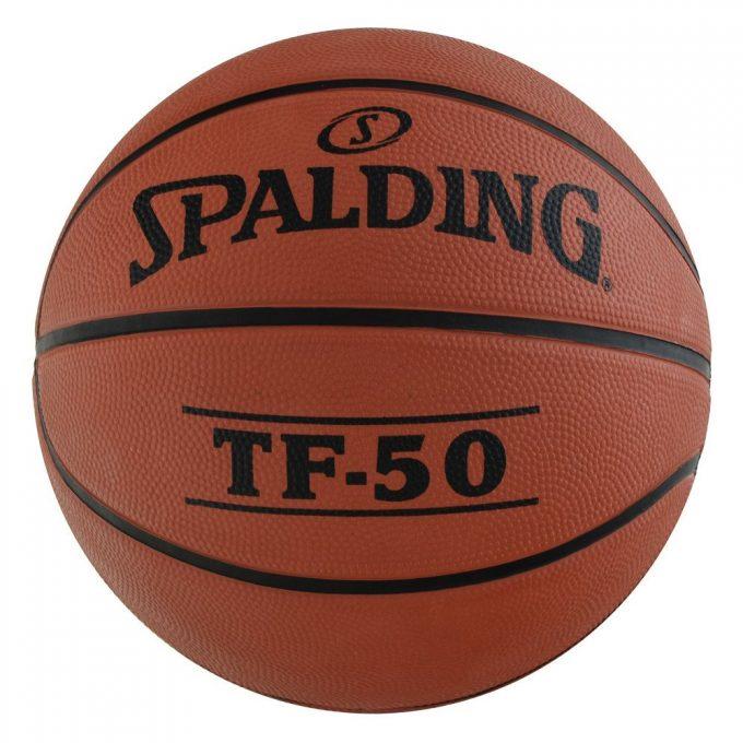 Piłka do koszykówki Spalding Tf-50 R.5 pomarańczowy