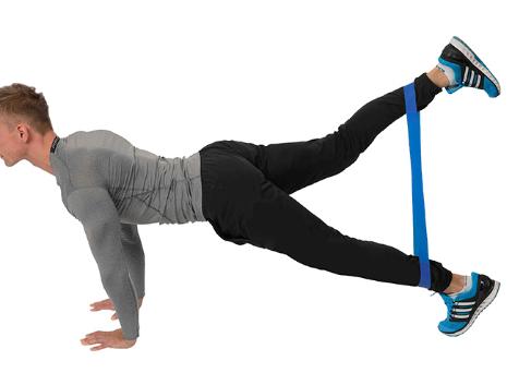 Gum do ćwiczeń Fitness Select 800848