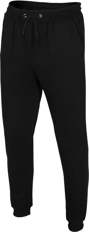 Męskie spodnie dresowe OUTHORN czarne