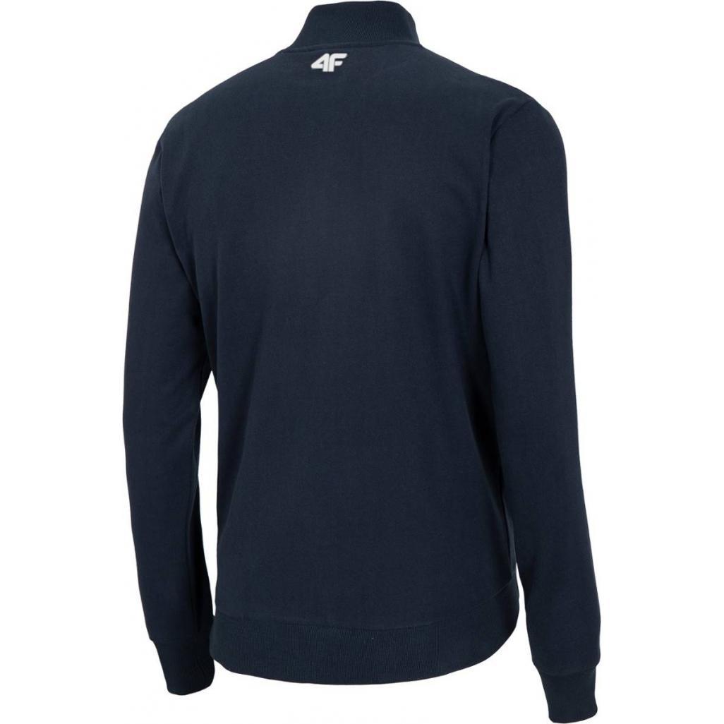 Męska bluza 4F NOSH4-BLM003 31S Granatowa