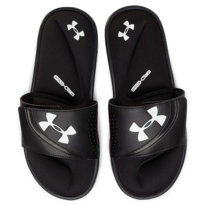Klapki Under Armour  Ignite VI Sl  3022711 003 BLK