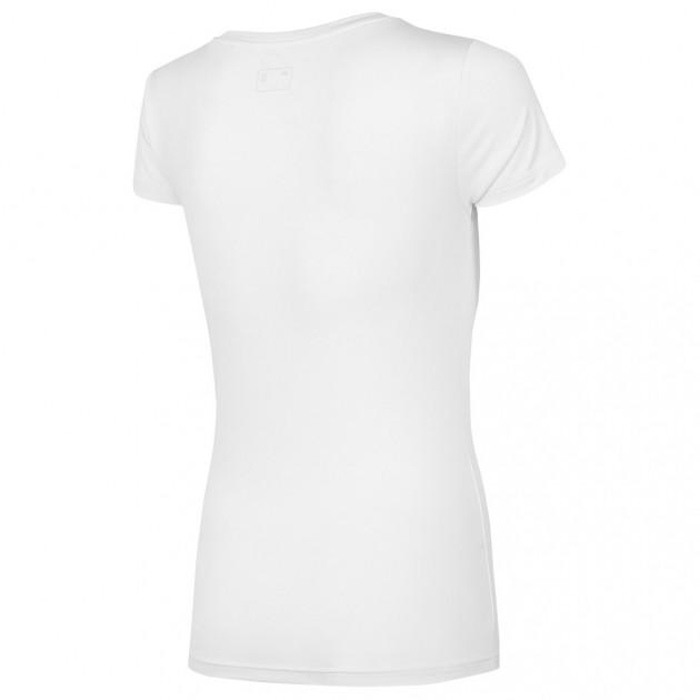 T-shirt damski 4F biały