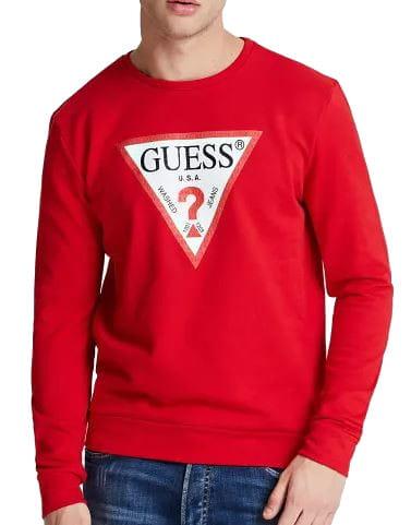 Bluza męska Guess czerwona