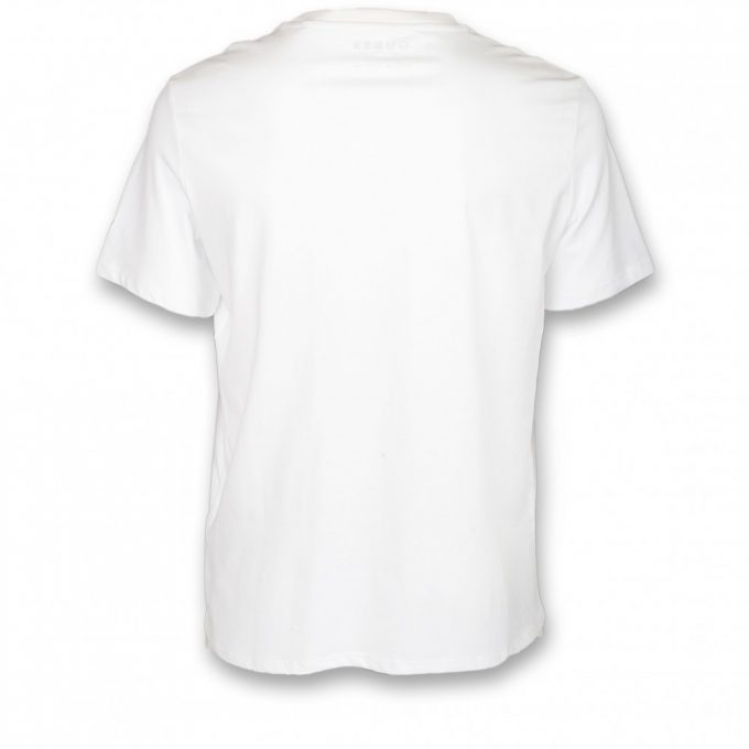 Męski T-shirt GUESS biały M0GI66I3Z00-TWHT