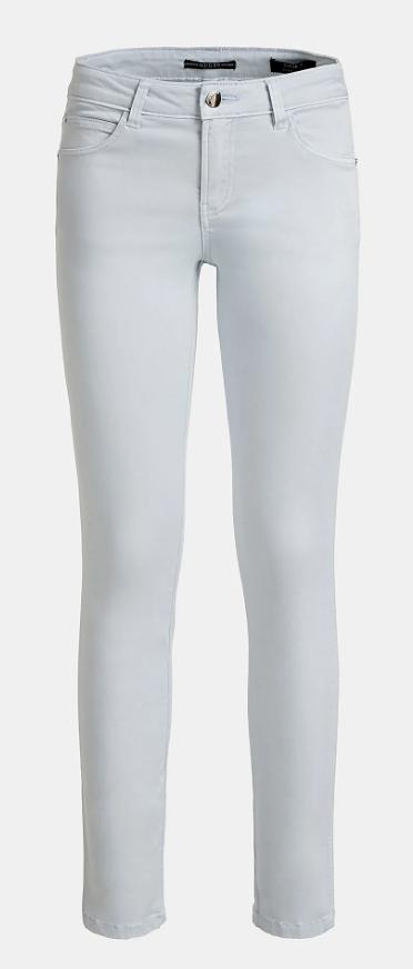 Spodnie damskie GUESS W02AJ2W93C6-G75S jasny błękit