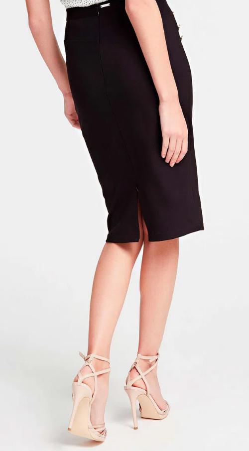 Damska spódnica GUESS czarna