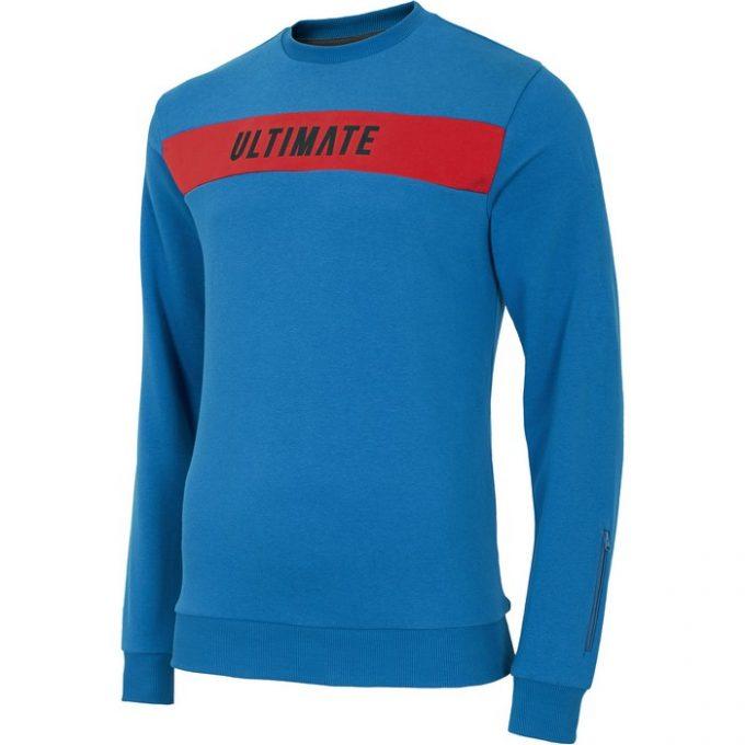 Bluza męska 4F H4L20-BLM014 62s czerwona ,30s granatowa ,36s kobalt