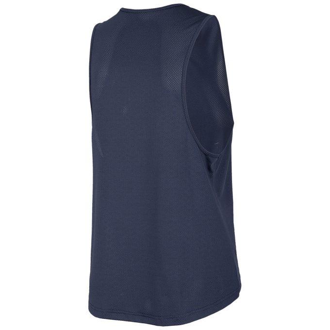 Damski T-shirt 4F  H4L20-TSDF007 31S granatowy, 45S soczysta zieleń