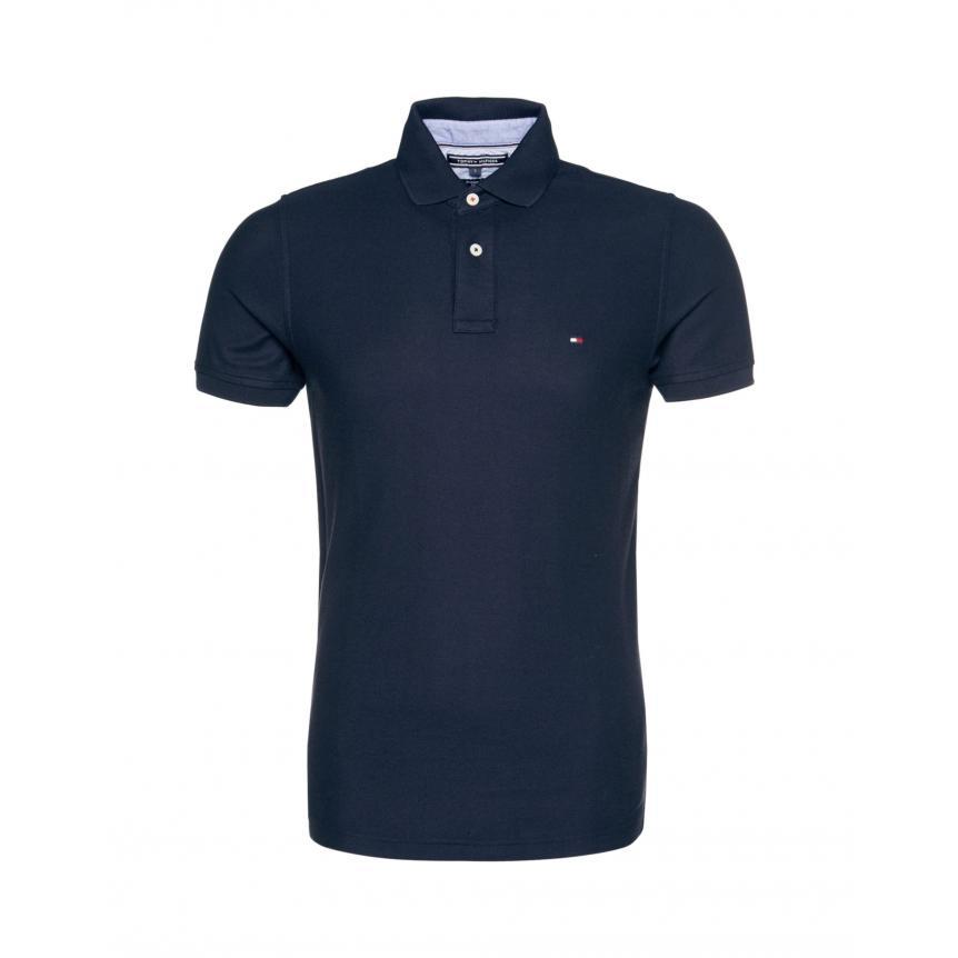 Koszulka Polo Tommy Hilfiger 867878624 50/2 403 granatowy