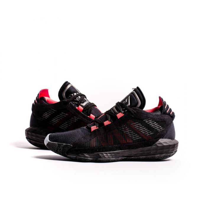 Buty  Adidas DAME 6 J czarne