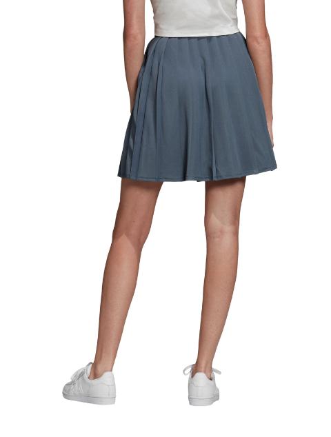 Damska spódniczka Adidas niebieska