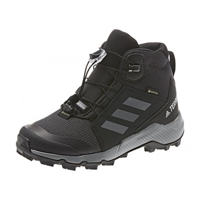 Buty Adidas TERREX  MID GTX K czarne