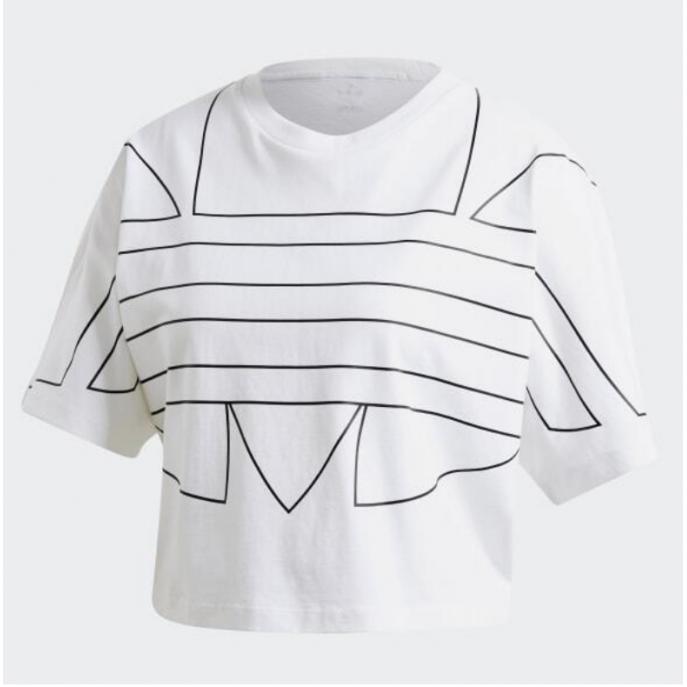 Damska koszulka Adidas biała