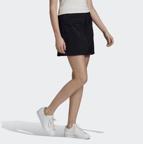 Damska spódniczka Adidas czarna