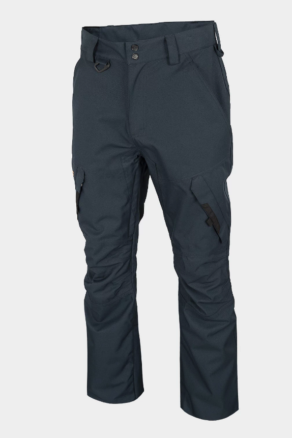 Męski spodnie 4F snowboardowe granatowe