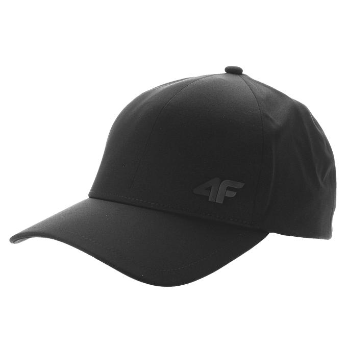 Czapka  4F z daszkiem czarna