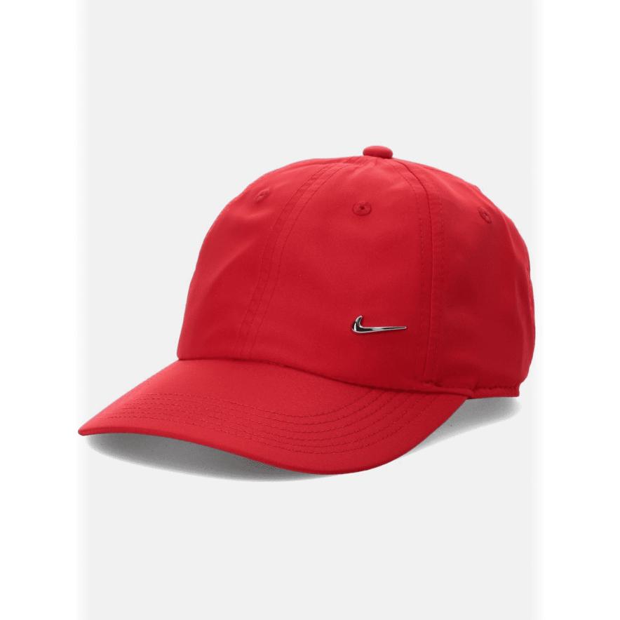 Czapka  z daszkiem NIKE czerwona