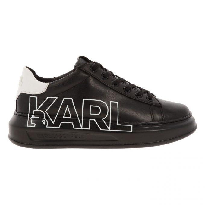 Sneakersy damskie Karl Lagerfeld czarne